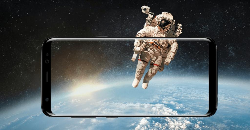 pantalla de galaxy s8 samsung La pantalla de Galaxy S8 recibe la puntuación más alta jamás otorgada