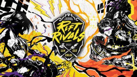 Los campeones de LAN se enfrentarán a Latinoamérica Sur y Brasil en Rift Rivals