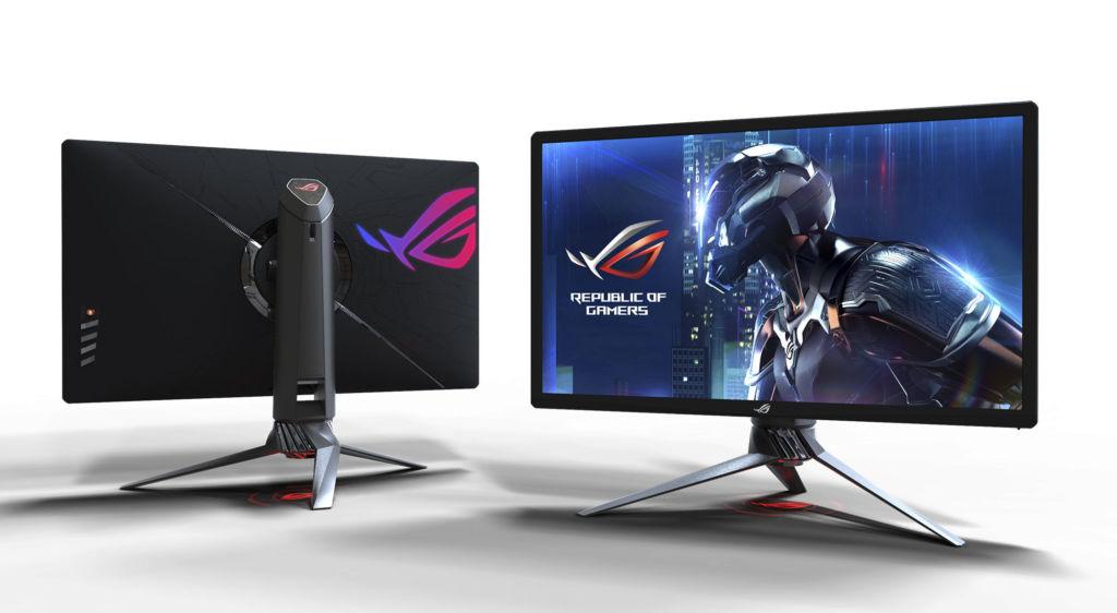 ASUS gana 20 premios en Computex 2017 - rog-swift-pg27uq-es-el-primer-monitor-gamer-de-alta-resolucion-dinamica