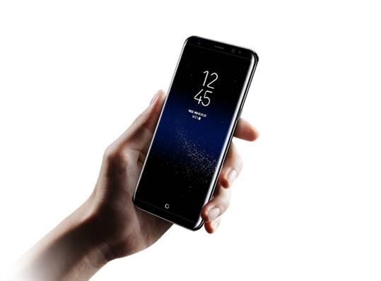 samsung pantalla de galaxy s8 La pantalla de Galaxy S8 recibe la puntuación más alta jamás otorgada