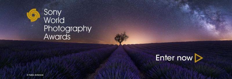 Concurso Sony World Photography Awards: con nuevas categorías y oportunidades de beca - sony-world-photography-awards-800x274