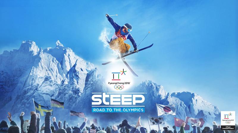 Steep Road to Olympics llega el 5 de diciembre - steep-road-to-the-olympics