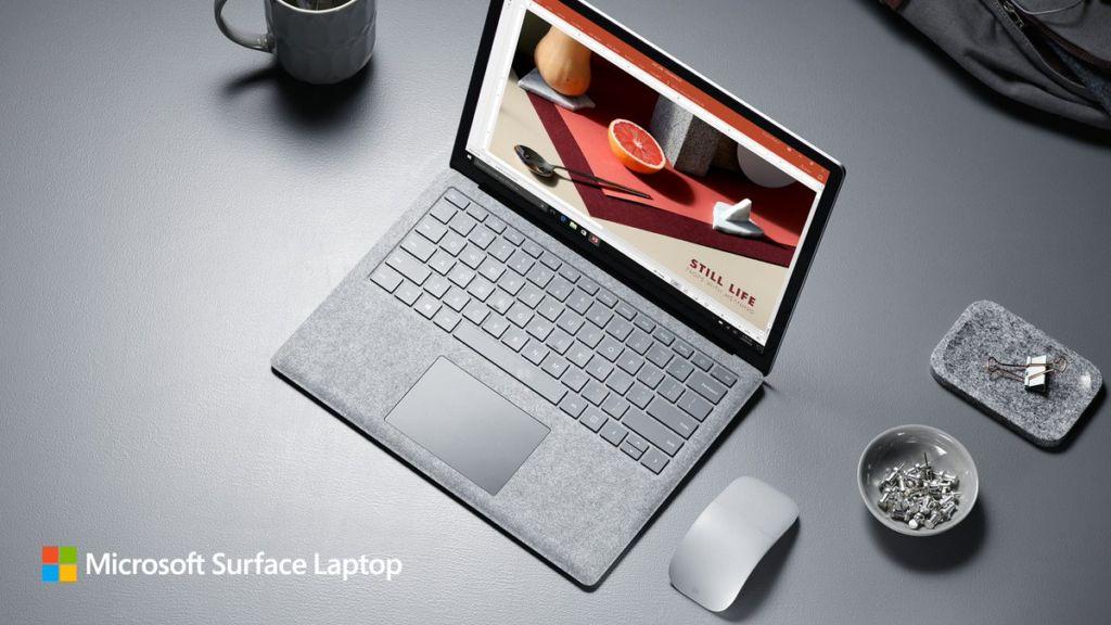 surface laptop hero La Microsoft Surface Laptop es calificada de irreparable