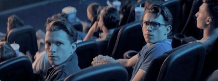 Tom Holland es la nueva imagen de la campaña de Cinepolis: Hechos de cine