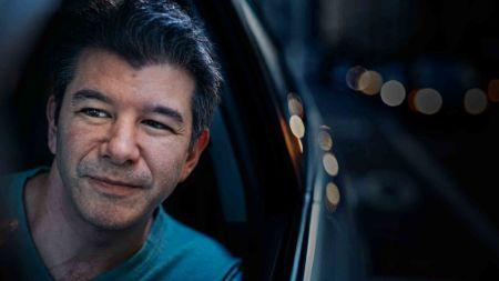 Travis Kalanick presenta su renuncia como CEO de Uber