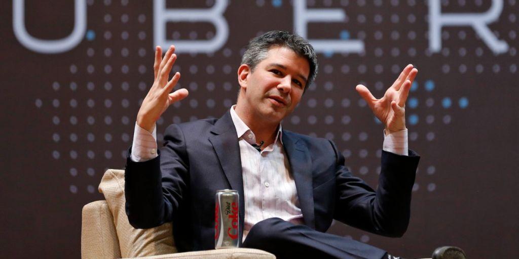 Uber le pide disculpas a sus choferes - uber-travis-kalanick