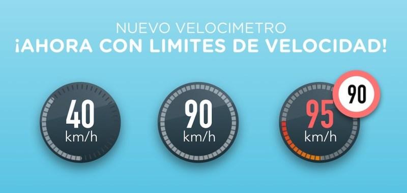 Funciones de Waze que te ayudaran a llegar seguro en tiempo de lluvias - velocimetro-800x380
