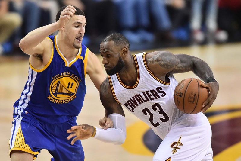 warriors vs cavaliers juego 4 final nba 2017 Warriors vs Cavaliers, Juego 4 Final NBA 2017 | Resultado: 116 137