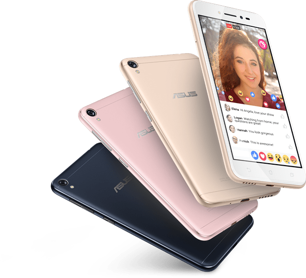 Computex 2017: los nuevos productos de sus línea de consumo y estilo de vida ASUS - zenfone-live