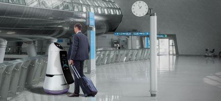 Los robots de LG ofrecerán un servicio a los visitantes del Aeropuerto más grande de Corea