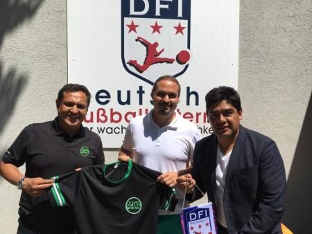 The Goal MX, centro de perfeccionamiento futbolístico en México firma alianza con instituciones deportivas en Europa