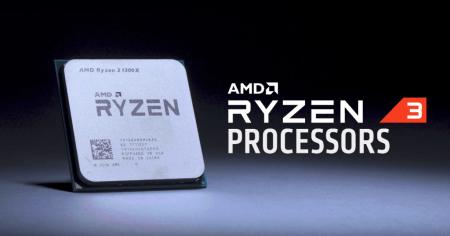 AMD lanza de procesadores Ryzen 3