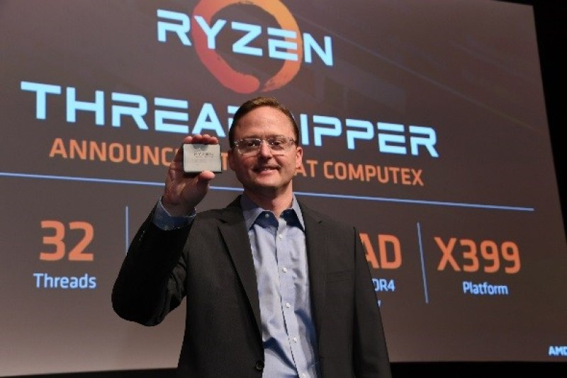 amd ryzen threadripper AMD presenta al Ryzen Threadripper: una CPU de 16 núcleos por 999 dólares