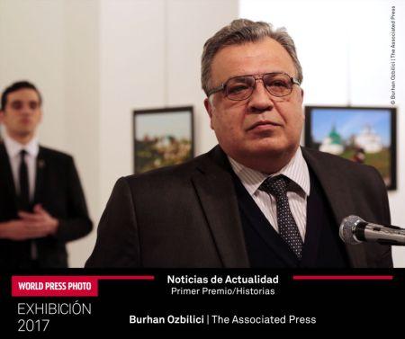 World Press Photo 2017 llegó al Museo Franz Mayer de la Ciudad de México - burhan-ozbilici-stories