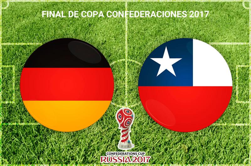 Chile vs Alemania, Final Confederaciones 2017 | Resultado: 0-1 - chile-vs-alemania-final-confederaciones-2017