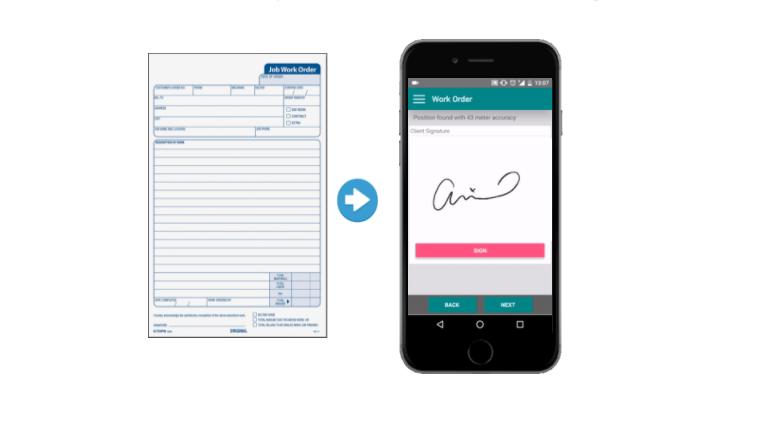 datascope eliminar papel oficinas Conoce la plataforma que busca eliminar el uso de papel en oficinas