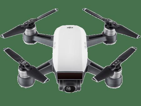 Vacaciones: Los 4 juguetes tecnológicos que deben ir contigo - dji-drone-dji-spark-450x338