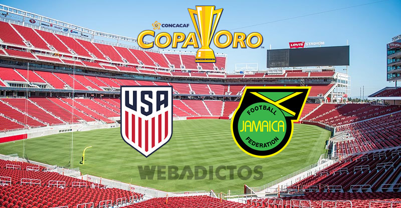 Estados Unidos vs Jamaica, Final Copa Oro 2017 | Resultado: 2-1 - estados-unidos-vs-jamaica-final-copa-oro-2017