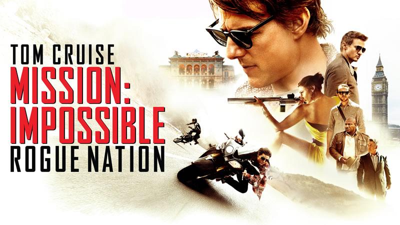 estrenos netflix agosto 2017 mission impossible rogue nation 22 Estrenos en Netflix durante Agosto 2017 que tienes que ver
