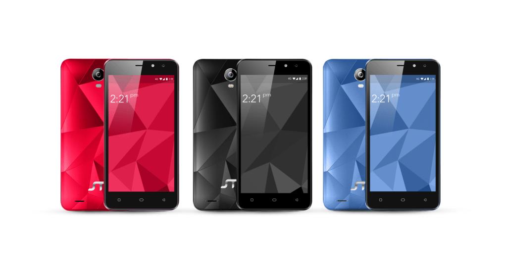 Fractal, un smartphone 4G que integra entrada dual SIM - fractal-smartphone