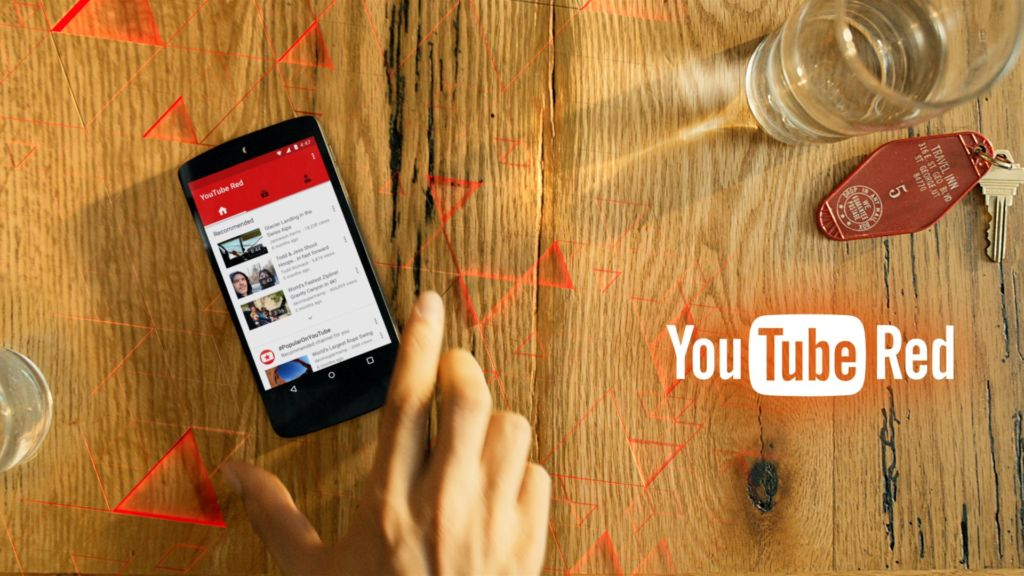 Google unirá a Play Music y a YouTube Red para formar un nuevo servicio - google-youtube-red