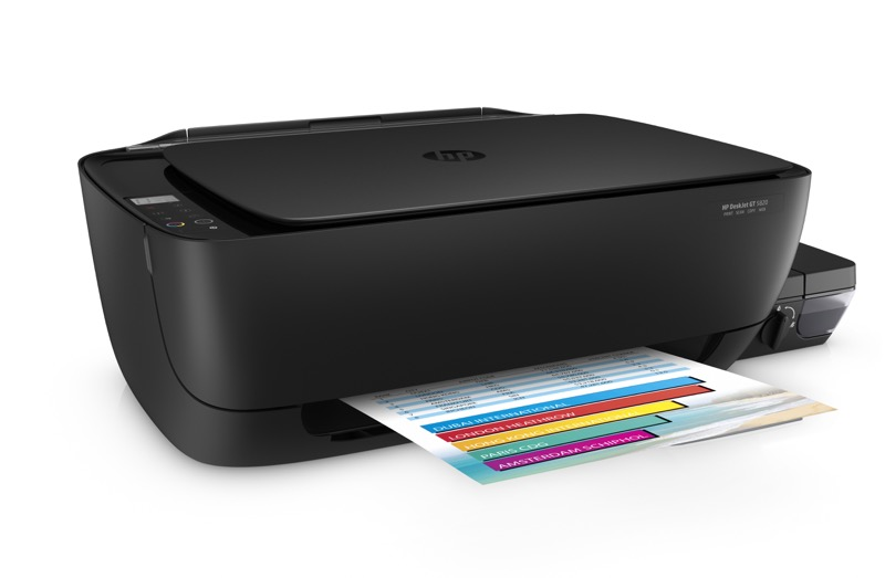 hp deskjet gt 5820 impresora 800x523 HP DeskJet GT 5820, una impresora de tecnología de tinta continua ¡sin derrames ni manchas!