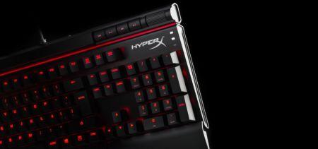HyperX presenta dos nuevos teclados mecanicos: HyperX Alloy FPS Pro y Alloy Elite