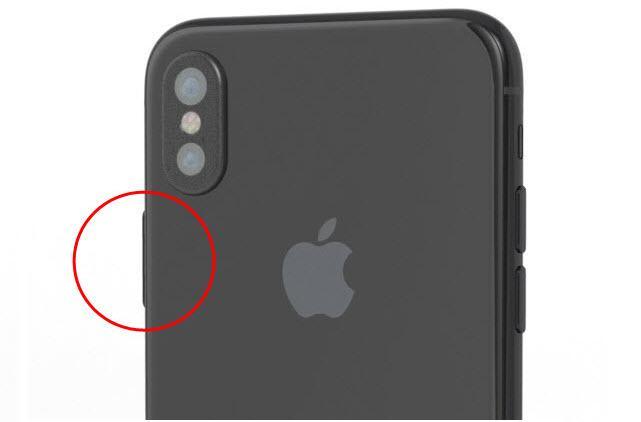 El iPhone 8 podría integrar el TouchID en el botón de encendido - i8-power-button