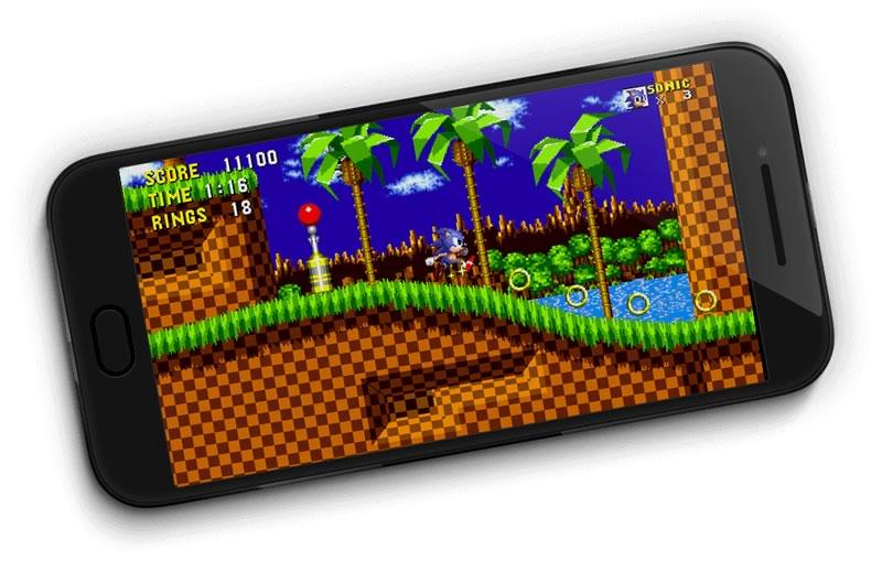 SEGA Forever: Juegos para celular de SEGA, gratis cada mes - juegos-gratis-sega