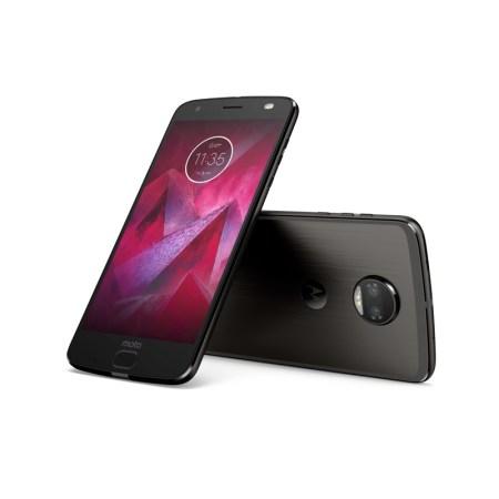 Motorola lanza el Moto Z2 Force y nuevo Moto Mod: 360 Cámara - moto-z2-force-edition_black