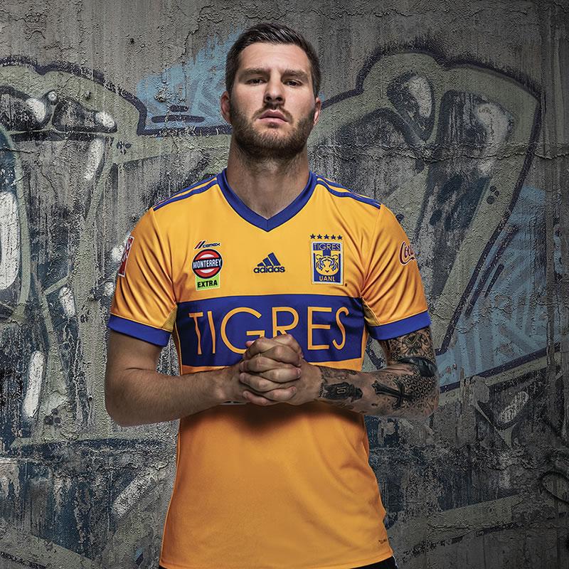 Conoce los nuevos uniformes de Tigres para la temporada 2017-2018 - nuevos-uniformes-tigres-tigres_local