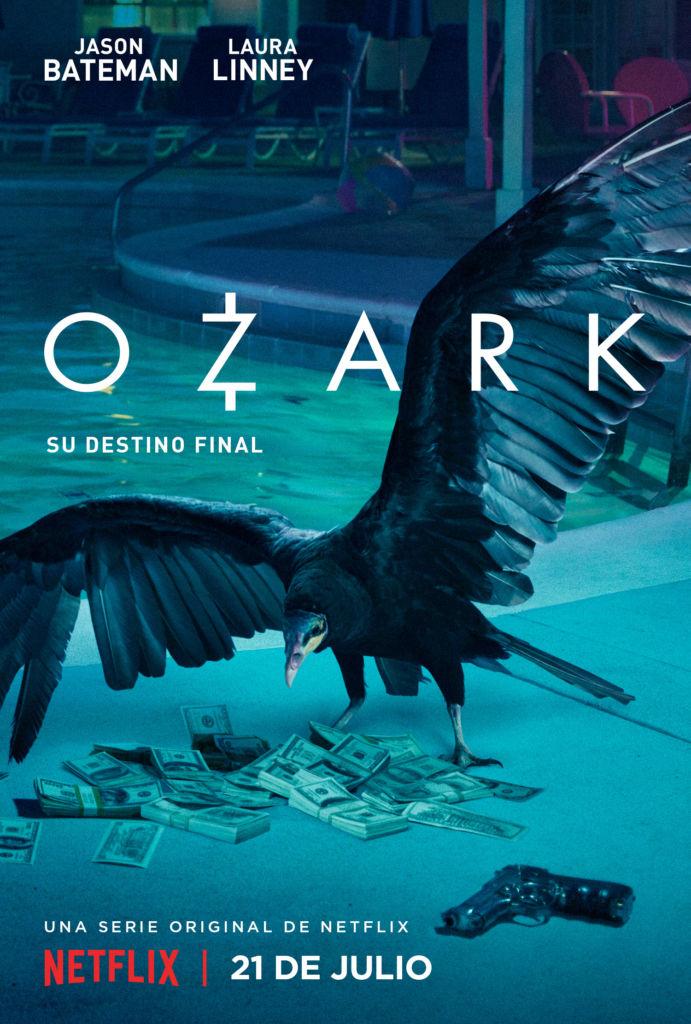 Netflix revela trailer oficial y arte principal de su muy esperado thriller: Ozark - ozark