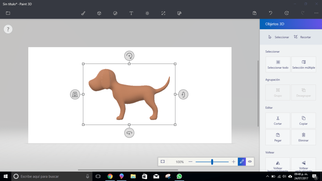 Microsoft le dirá adios a Paint en la Fall Creators Update de Windows 10 - paint3d