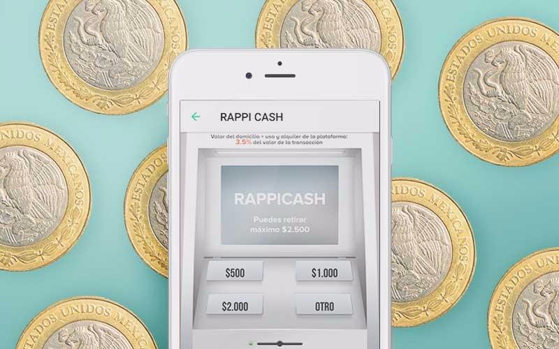 Rappicash: Servicio de Rappi que te lleva dinero en efectivo a domicilio - rappicash-800x500