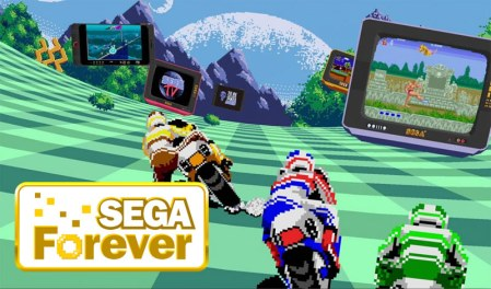 SEGA Forever: Juegos para celular de SEGA, gratis cada mes