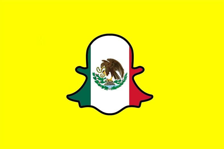 Snapchat: 3 millones de usuarios únicos en México - snapchat-mx