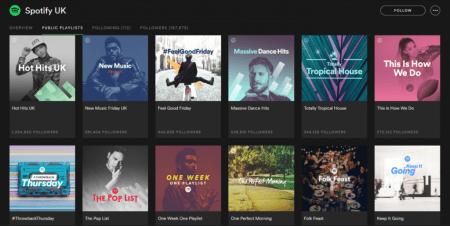 """Spotify niega las acusaciones de usar """"artistas falsos"""""""