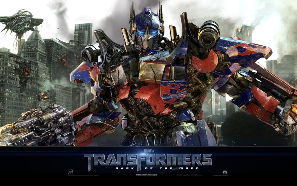 transformers ¿Y si los Transformers fueran gadgets?