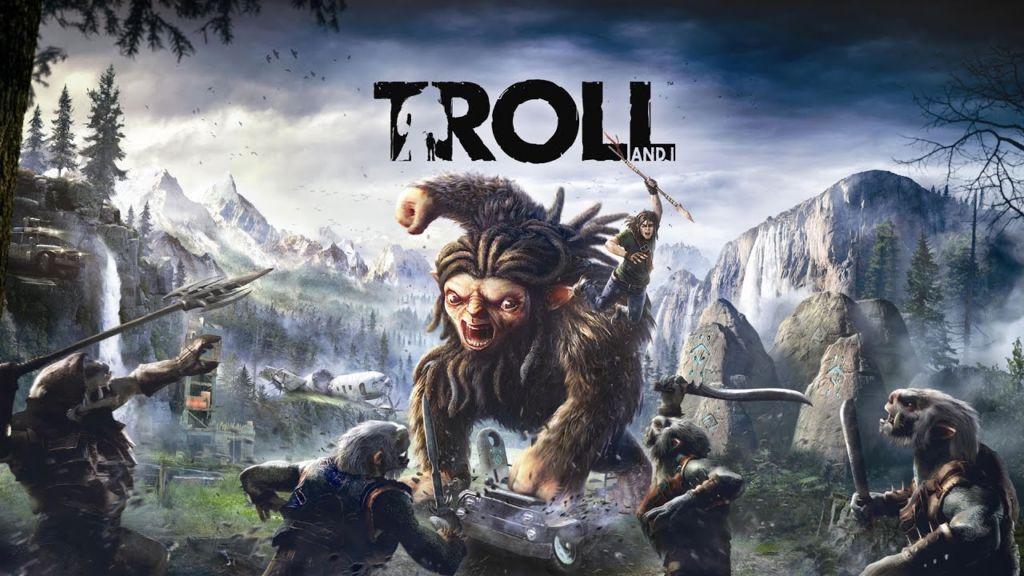 troll i Troll & I llegará a Nintendo Switch en Agosto