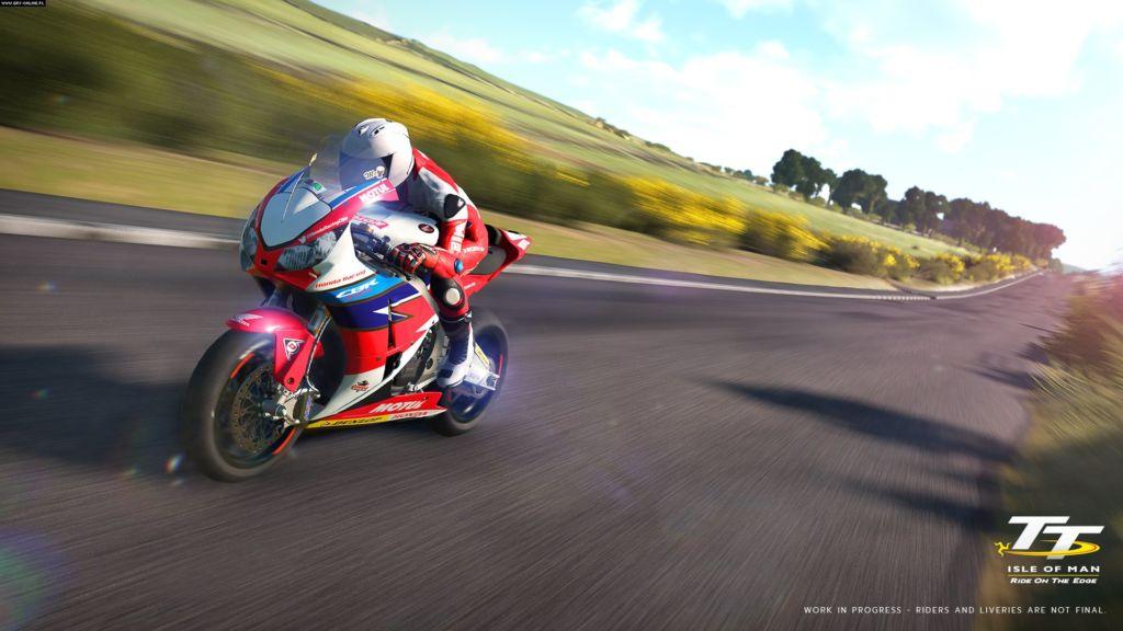 tt isle of man Tráiler del juego TT Isle of Man: la emoción de la velocidad