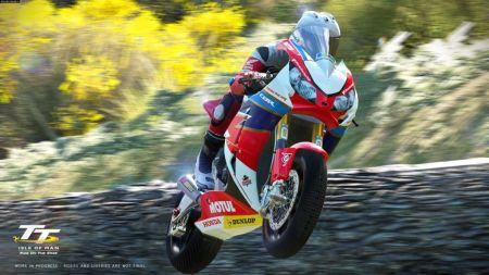 Tráiler del juego TT Isle of Man: la emoción de la velocidad