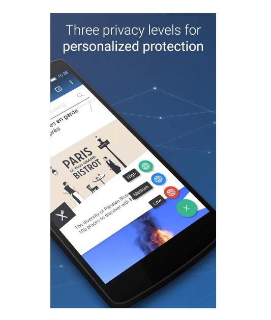 AdaptiveBee lanza UR, navegador para mobiles que protege tu privacidad en línea - ur-para-android_3
