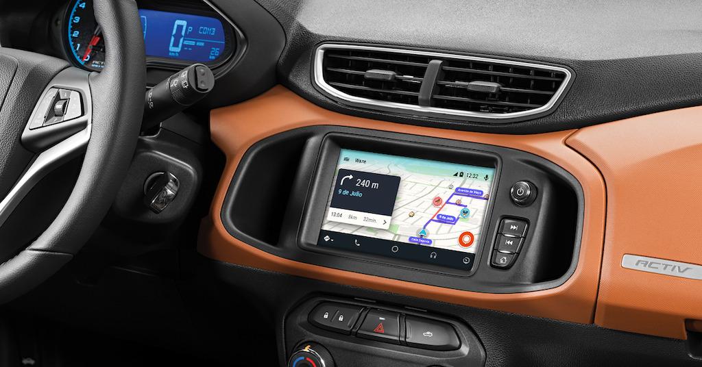 Waze ahora estará en los automóviles a través de Android Auto - waze-android-auto_1