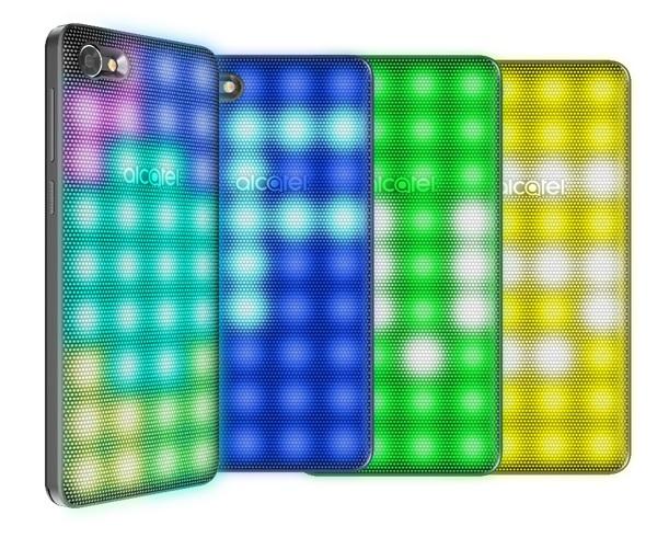 alcatel a5 led Gadgets de Alcatel para el regreso a clases