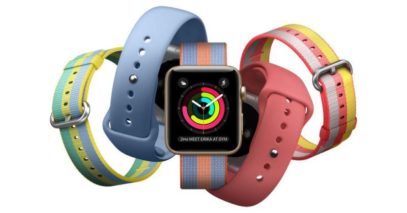 El Apple Watch integraría LTE y el Apple TV soportaría 4K - apple-watch-colors