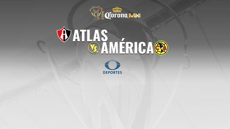 Atlas vs América, Jornada 5 de Copa MX A2017   Resultado: 0-2 - atlas-vs-america-en-vivo-j5-copa-mx-a2017