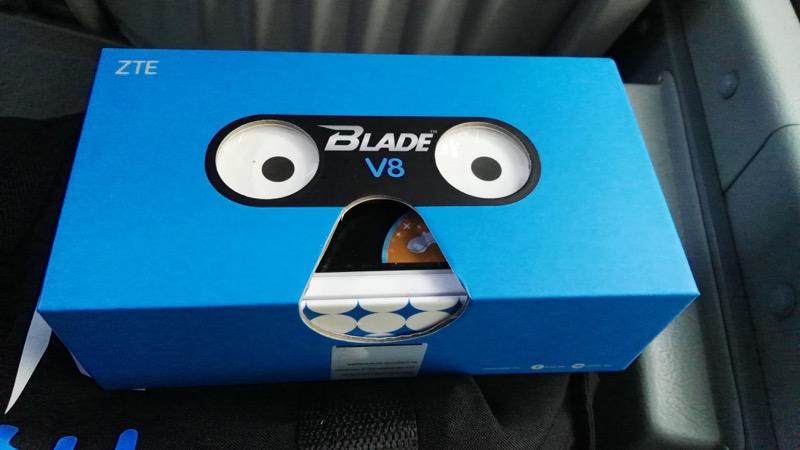 Blade V8 de ZTE llegan a México con cámara dual ¡crear imágenes 3D! - blade-v8-zte_caja-vr-800x450
