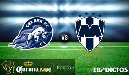 Celaya vs Monterrey, Copa MX Apertura 2017   Resultado: 0-1