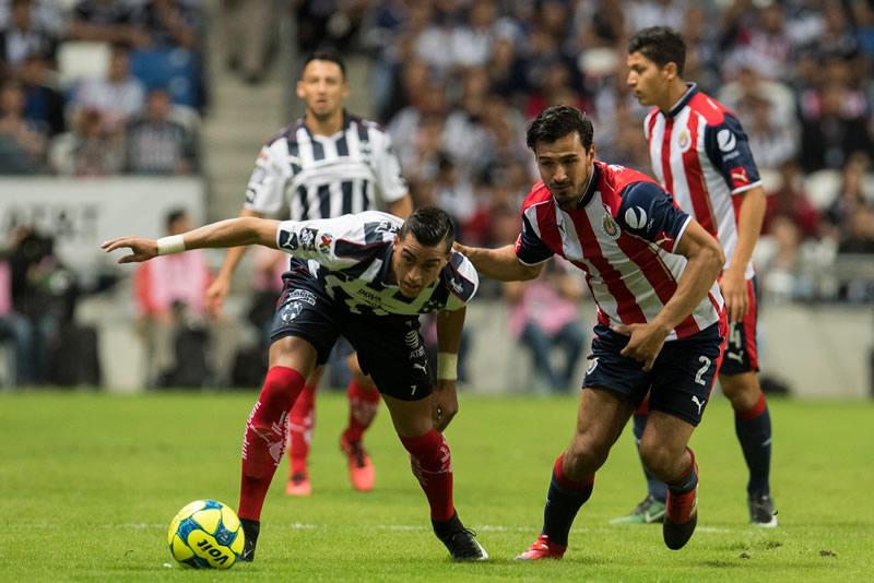 chivas vs monterrey horario jornada 4 apertura 2017 Chivas vs Monterrey: Horario y canal para verlo; Jornada 4 Apertura 2017