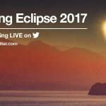 Podrás ver el eclipse solar 2017 en vivo por Twitter ¡Entérate!
